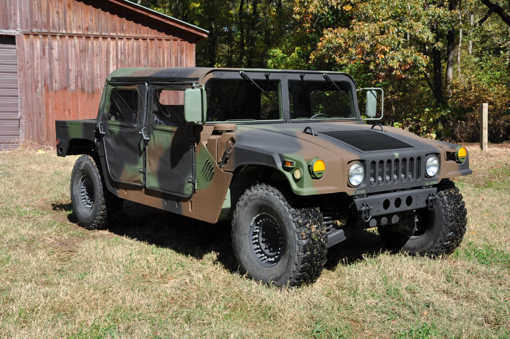 Surplus Military Hummer H1 For Sale | Autos Post